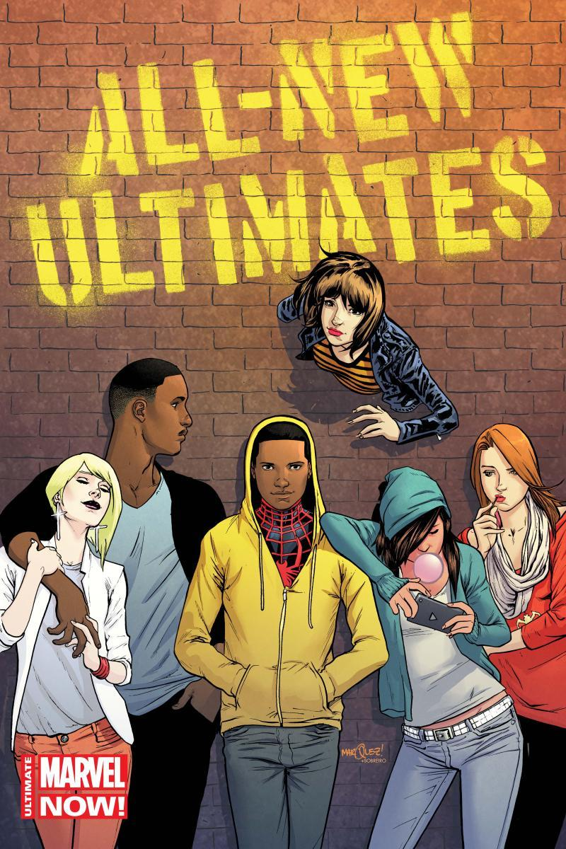 All-New Ultimates 1