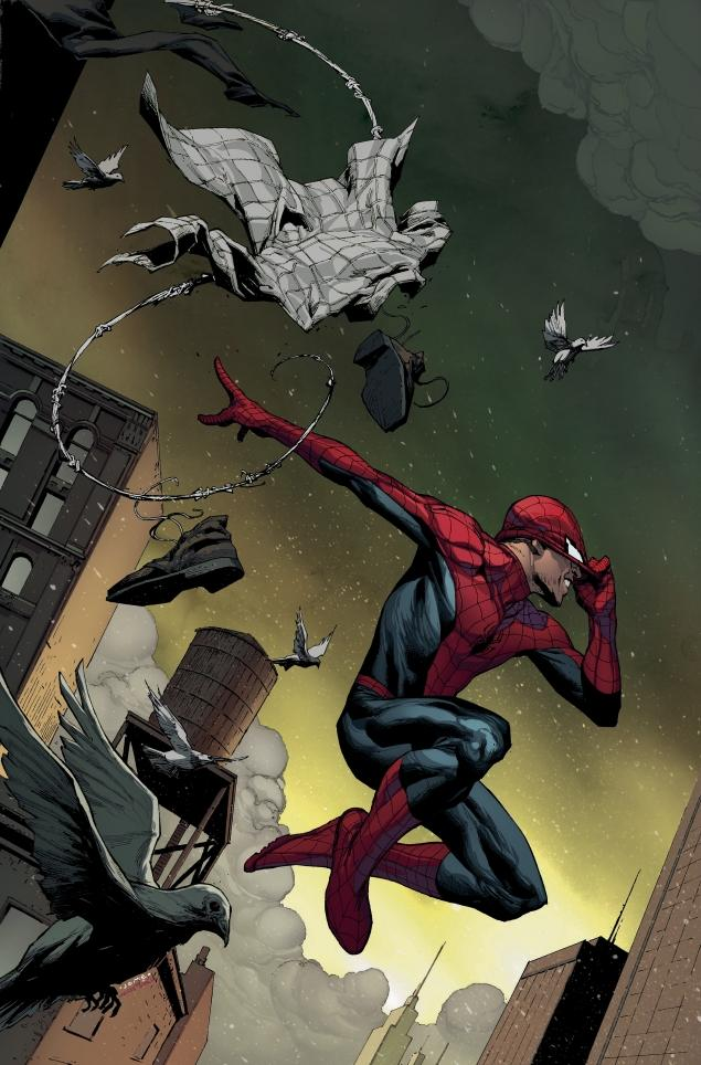 Amazing Spider-Man 1 Variant Cover