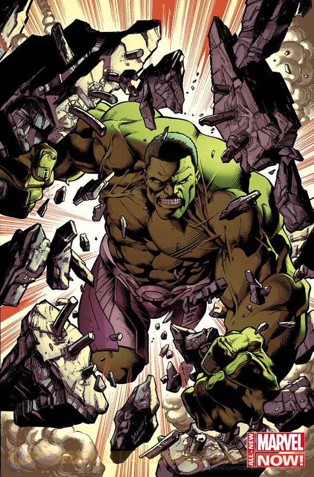 Hulk-1-Mark-Bagley