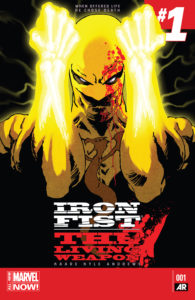 Iron Fist - The Living Weapon 001-000
