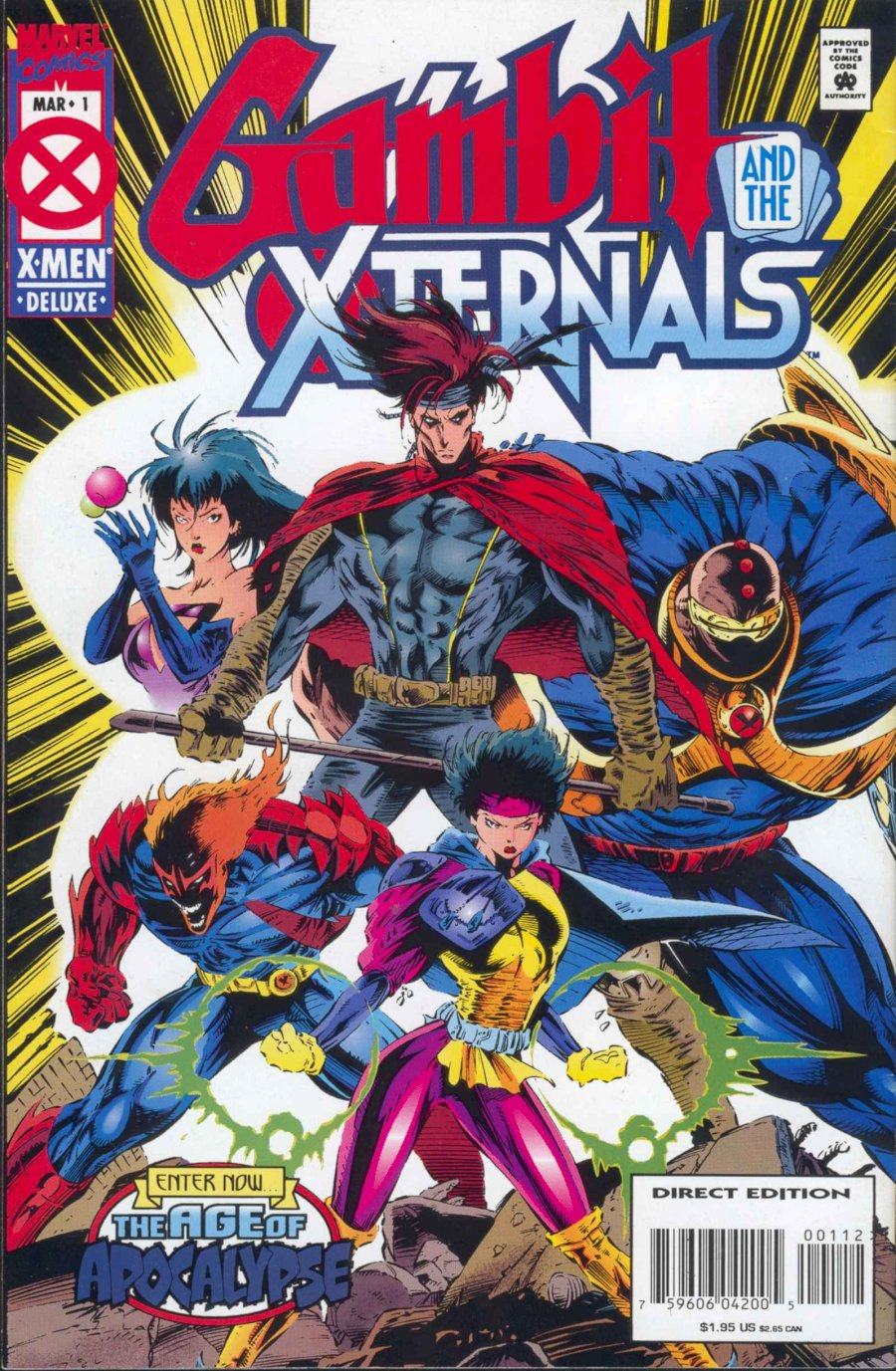 Gambit_and_the_X-Ternals_Vol_1_1