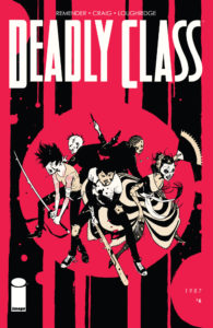 Deadly Class 006-Cover
