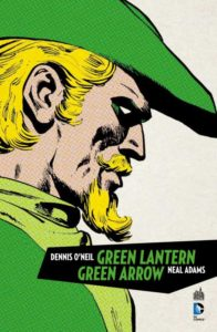 green arrow green lantern