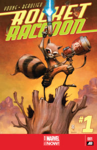 Rocket Raccoon (2014-) 001-000
