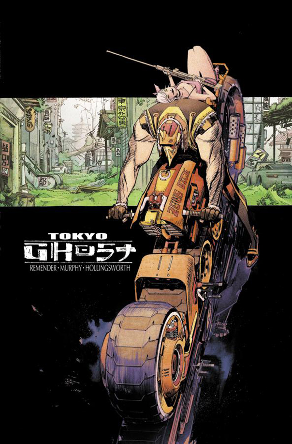 Tokyo Ghost-Cover