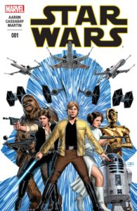 Star Wars 001-Cover