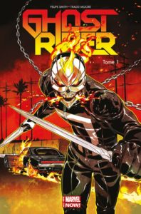Ghost Rider Tome 1