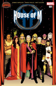 House of M (2015-) 001-000