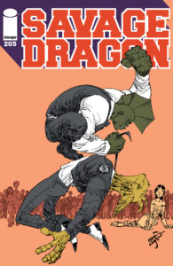 Savage-Dragon-205-Cover