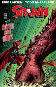Spawn 259-Cover