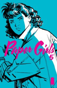 Paper Girls #5 - Page 1
