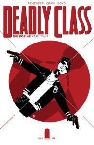 Deadly Class 018-Cover