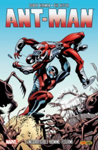ant man cover
