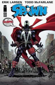 Spawn 263-Cover