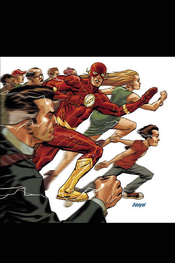 The-Flash-3-(Variant-Cover)