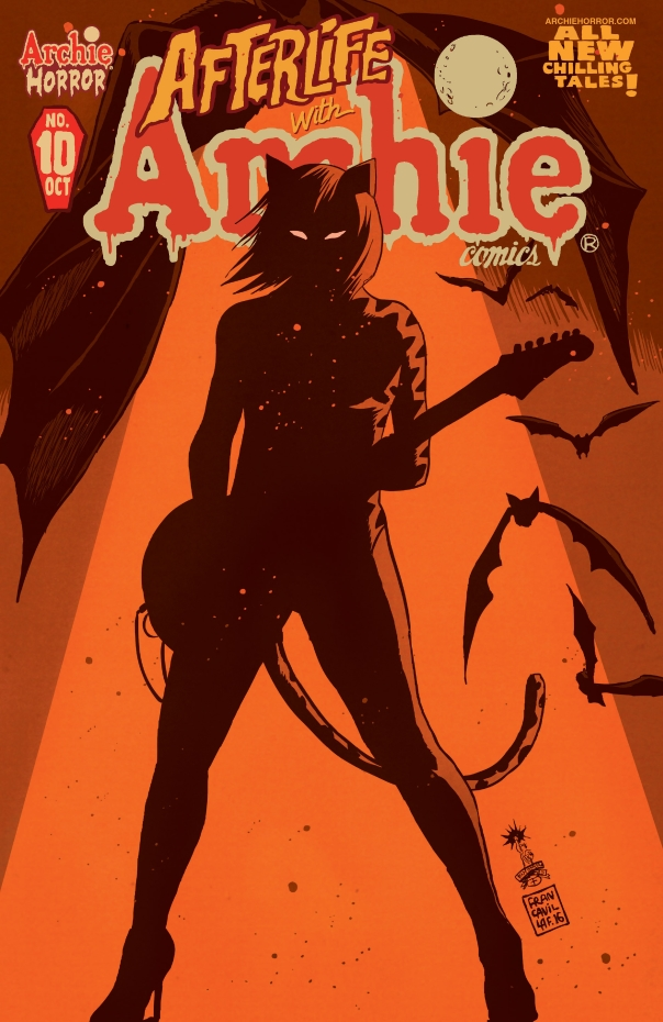 Afterlife With Archie 010-Cover