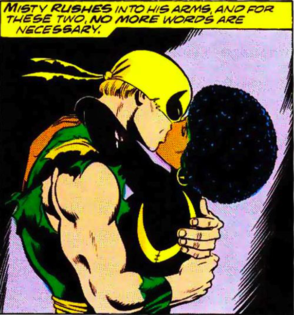 iron-fist-misty-knight-kiss